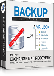 Exchange BKF Recovery Toolbox