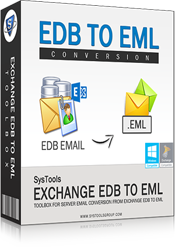 Exchange EDB to EML