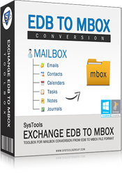 Exchange EDB to MBOX