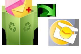 Exchange Dumpster Data Retrieval