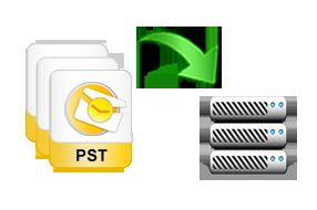 exchange pst import tool